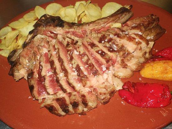 Taberna La Manuela: Algunos de nuestros mejores platos
