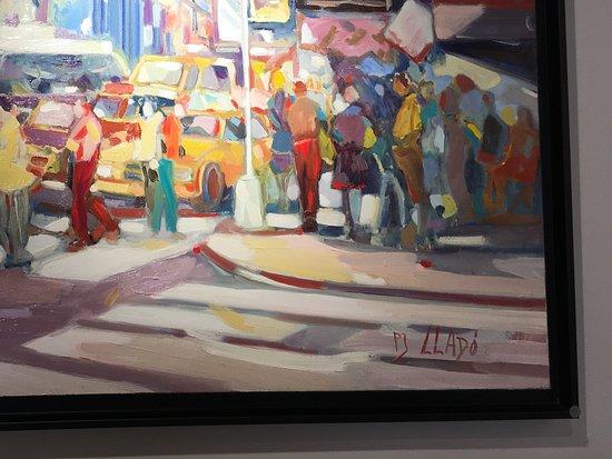 Inna Khimich Art Gallery: Exposition de PJ Llado