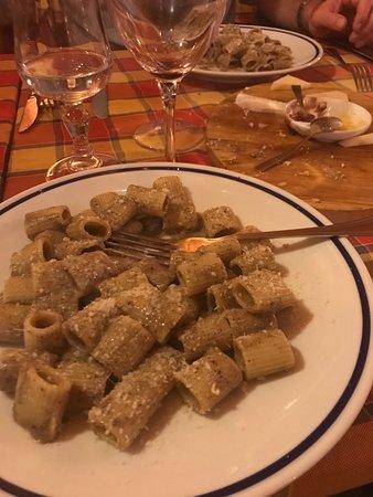 Al Boschetto restaurant : Truffle Bombolotti. A must.