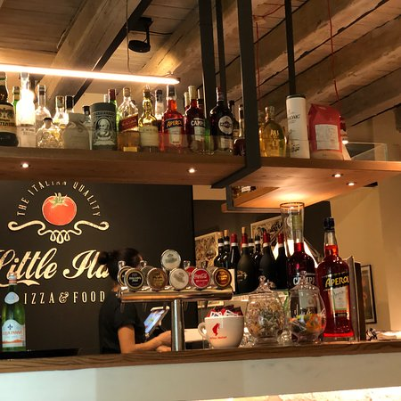 写真Little Italy Pizza & Food枚