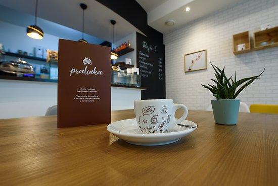 Pralinka: Coffee