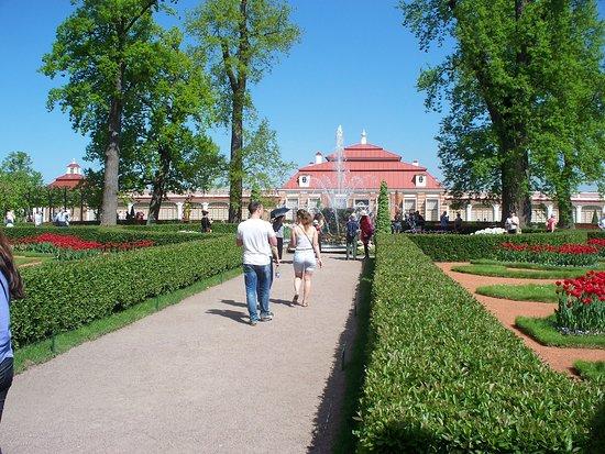 Monplaisir Historical Palace Museum: il padiglione