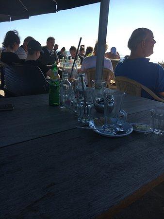 De Haven van Zandvoort : Niet opgehaald glaswerk