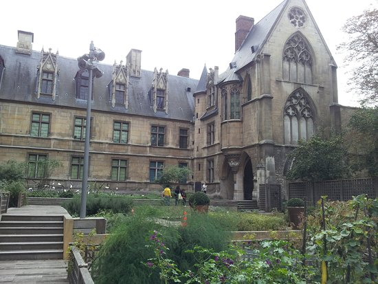Musee De Cluny: Musée du Moyen-Age