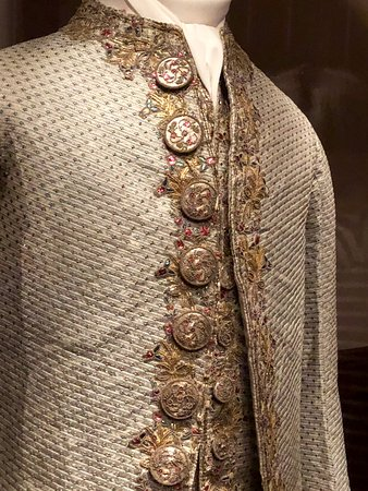 Kensington Palace: Coat Detail