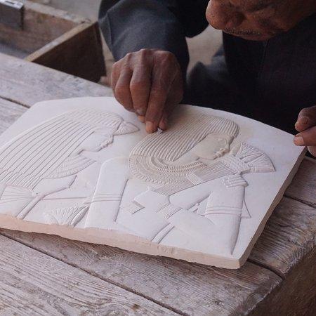 Egypte Reis Foto