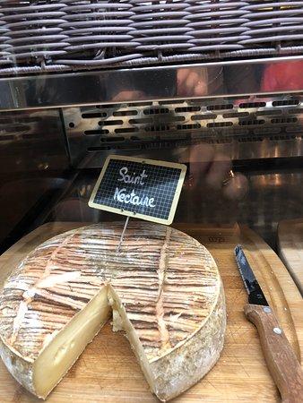 Grand Café Malarte: כיכר גבינה
