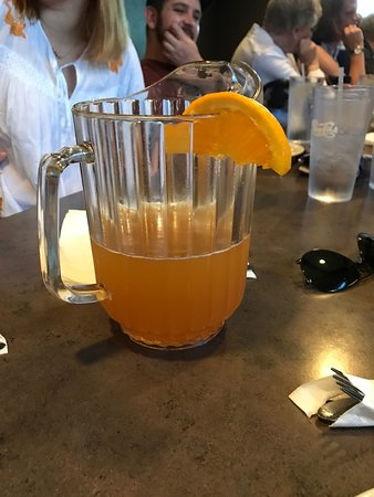 Pagliai's Pizza - Johnston: Pitcher of beer