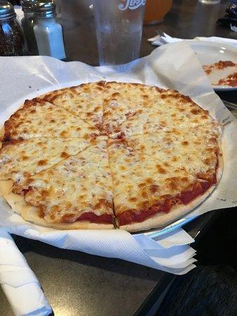 Pagliai's Pizza - Johnston: Cheese pizza