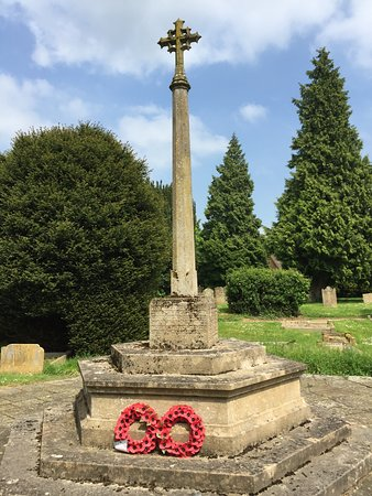 Langham & Barleythorpe War Memorial
