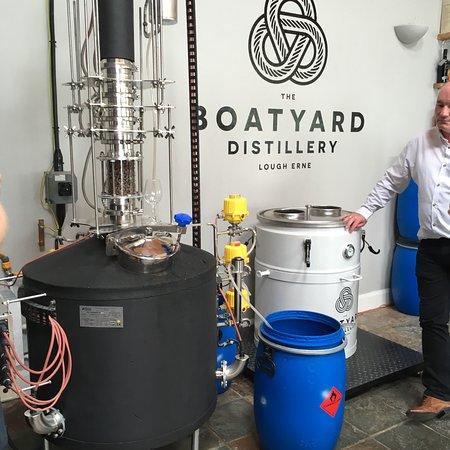 The Boatyard Distillery Photo