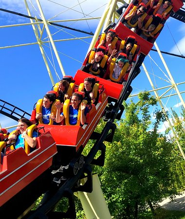 Silverwood Theme Park: Great Roller Coasters