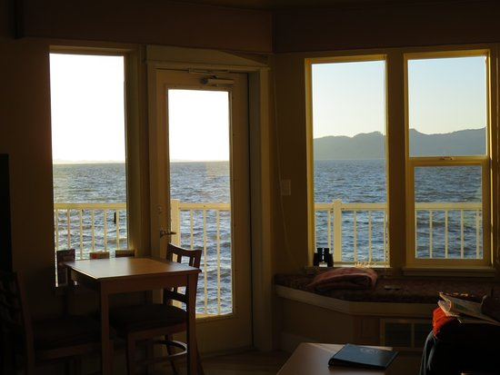 Cannery Pier Hotel: Rooms can't be beat