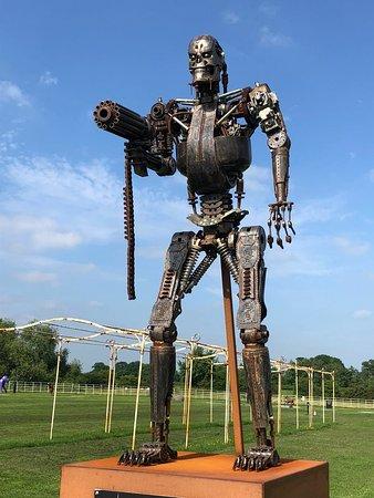 Foto de British Ironworks Centre & Shropshire Sculpture Park