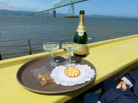 Cannery Pier Hotel: Choose the Cannery Pier for celebrations