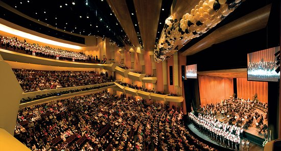Whitney Hall Picture Of The Kentucky Center For The Performing