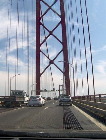 25 de Abril Bridge: Ponte 25 de Abril