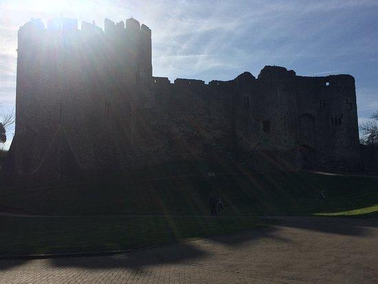 Chepstow Castle照片