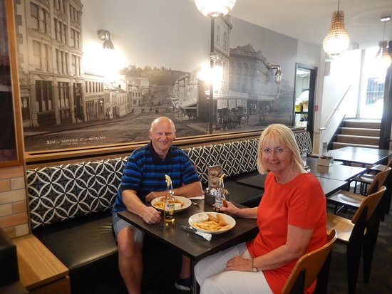The Coffee Club Restaurant: Lunch stop