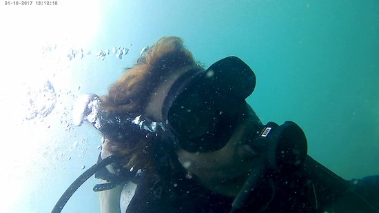 Real Divers: Me been safeguard by Neil