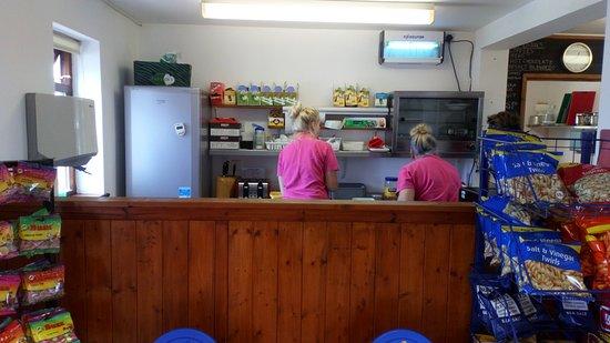Old MacDonald's Farm: Cafeteria