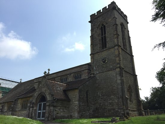 ‪‪Oakham‬, UK: Holy Cross Church Burley on the Hill‬