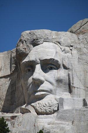 Mount Rushmore National Memorial: Lincoln