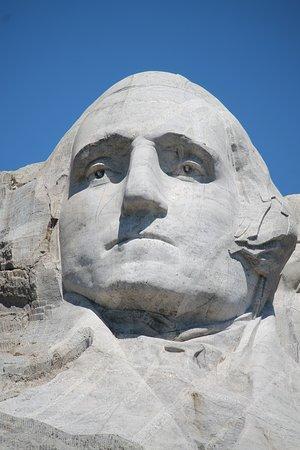 Mount Rushmore National Memorial: Washington