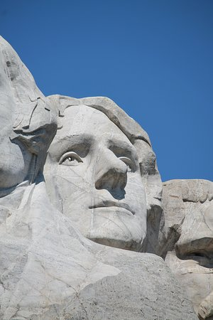 Mount Rushmore National Memorial: Jefferson
