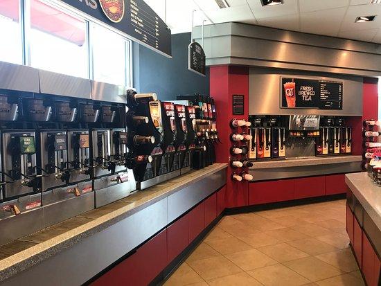 Quiktrip: Coffee & Tea Banks