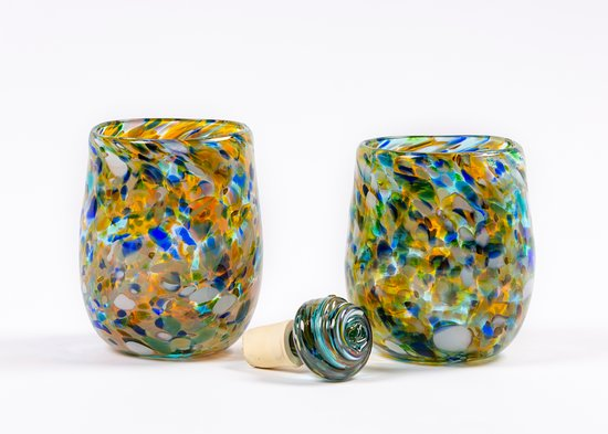 J. Draper Glass: Blow Baby Blow Date Night – Experience a unique date outing as you each make a stemless wine gla