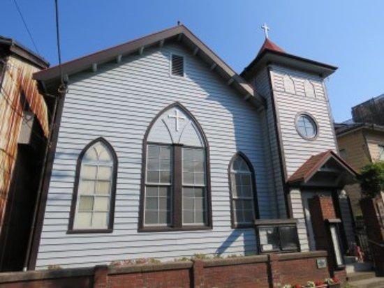 Nezu Church照片