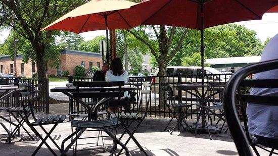Tela Bar + Kitchen: Outdoor Patio