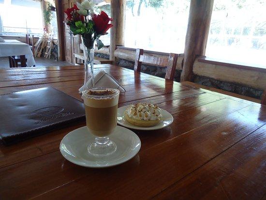Megaterio Centro de Eventos: algo dulce en Megaterio Restaurante
