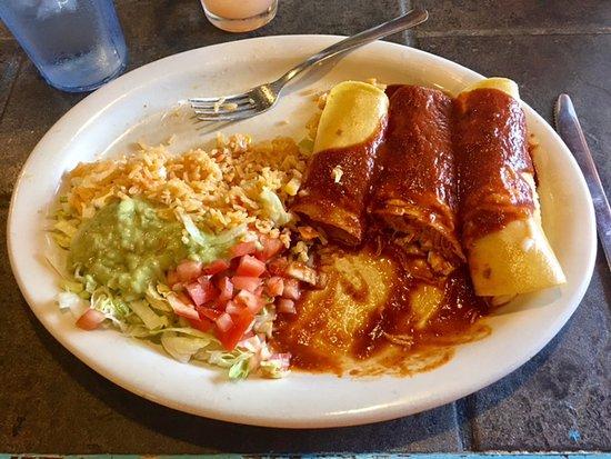 Decatur, IN: Chicotes' Chicotes Enchiladas