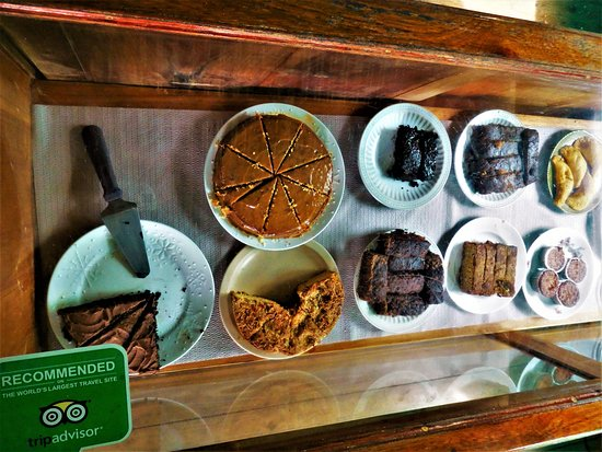 Island Bakery & Sweets: POSTRES