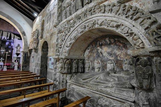 Iglesia de San Xulian de Ventosa