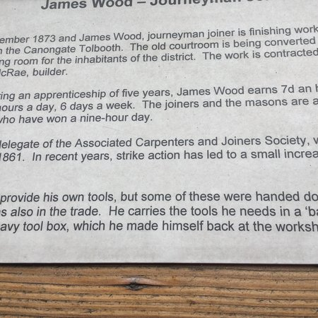 People's Story: Story of a juorneyman joiner