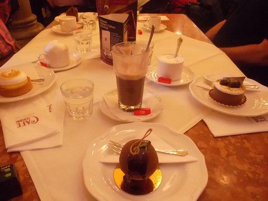 Cafe Central: une table bien gourmande !