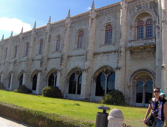 อารามเจโรนิโมส์: Mosteiro dos Jerónimos