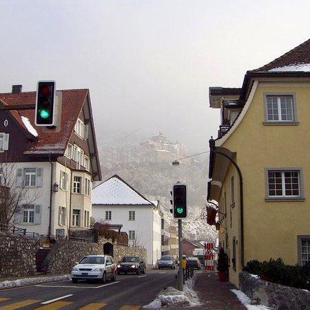 Vaduz, Liechtenstein: The Main Square