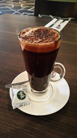 Mitcham Hotel : Hot Chocolate