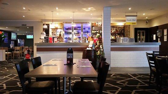 Mitcham Hotel : The Bar