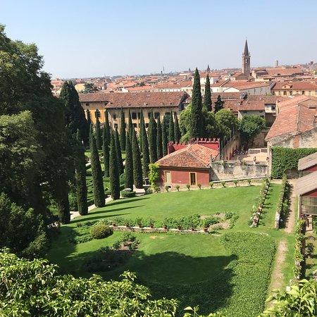 Palazzo giardino giusti verona lo que se debe saber for B b giardino giusti verona