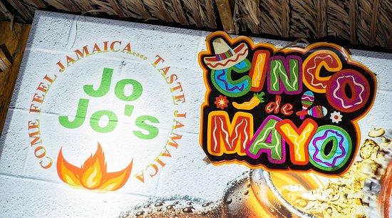 JOJO's Jerk Pit and More: Cinco De Mayo 2018