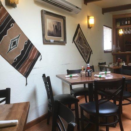 The Vineyard Cafe Sonoita : Very nice atmosphere