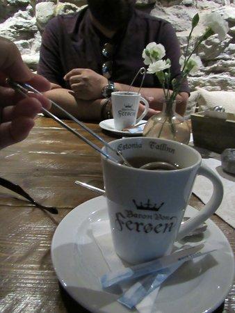 Fersen : Tea service