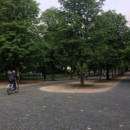 Parc Des Bastions ภาพถ่าย