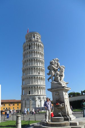 Leaning Tower of Pisa: unica