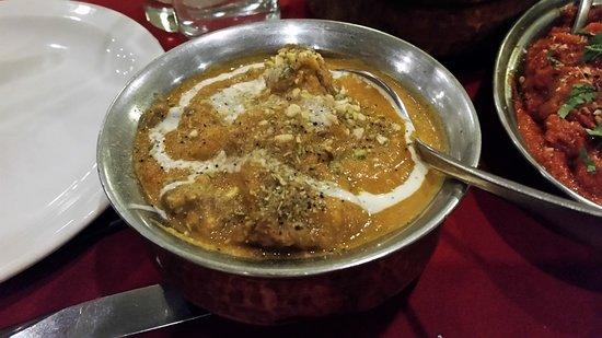 Utsav Indian Restaurant: Beef Korma